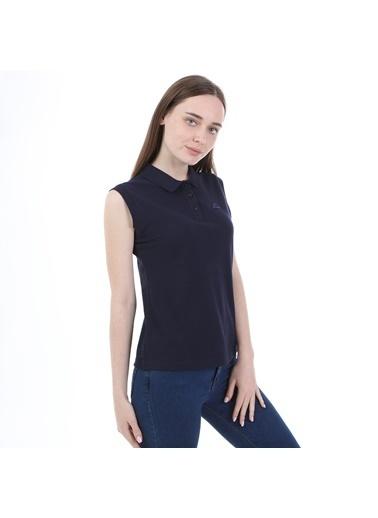 Robe di Kappa Rdk Kadın Kolsu Polo T-Shirt Wws  Lacivert